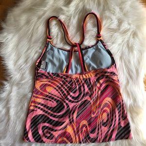 Nike Swim - Women's Nike Bright Colored Swim Top Size 12